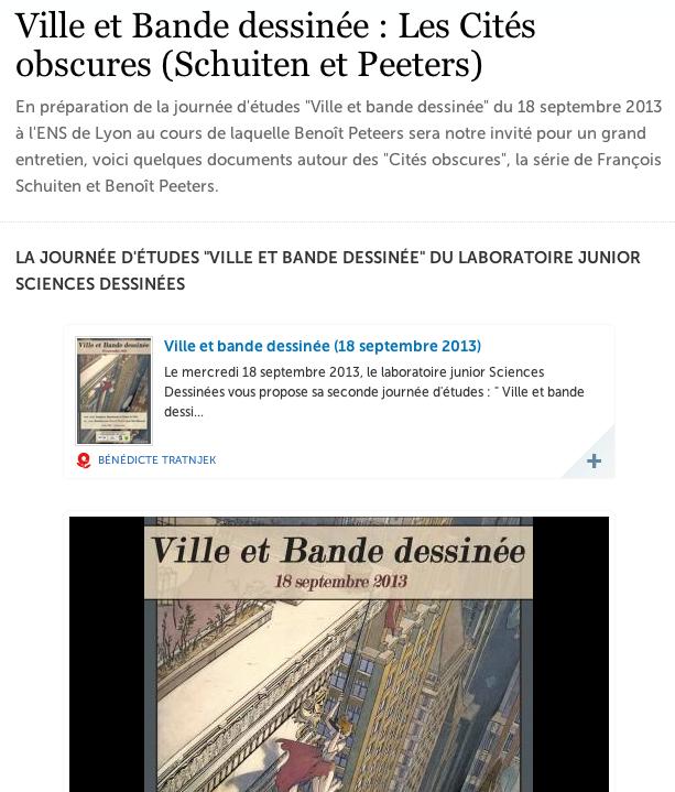 Ville_Bande_Dessinee_Cites_Obscures_Schuiten_Peeters