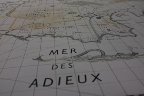 Mer des adieux © Peeters et Schuiten