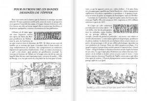 Thierry Groensteen, 2014, M. Töpffer invente la bande dessinée, Les Impressions Nouvelles, collection Réflexions faites, Bruxelles,  pp. 54-55.
