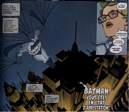 Source : Frank Miller, 2012, Batman: The Dark Knight Returns, © Urban Comics.