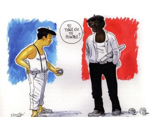 Etienne Davodeau, dans Christophe Dabitch (dir.), 2010, Immigrants, Futuropolis.